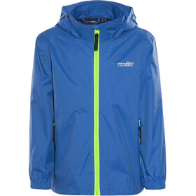 High Colorado Cannes Rain Jacket Kids blue